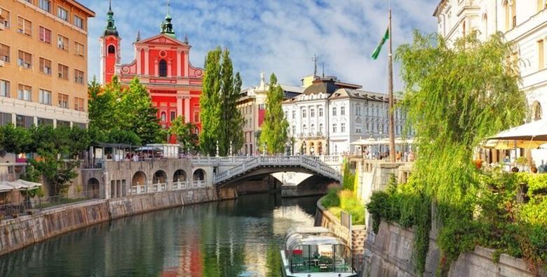 Shopping u Ljubljani  - izlet s prijevozom