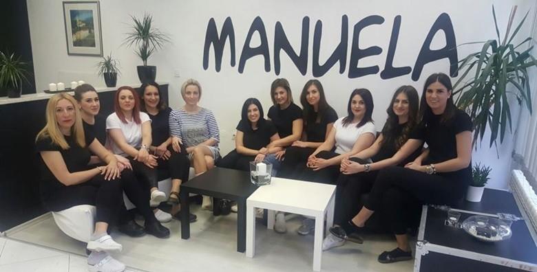 Pedikura i trajni lak u Salonu Manuela - slika 11