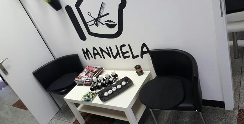 Pedikura i trajni lak u Salonu Manuela - slika 6
