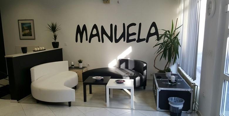 Pedikura i trajni lak u Salonu Manuela - slika 7