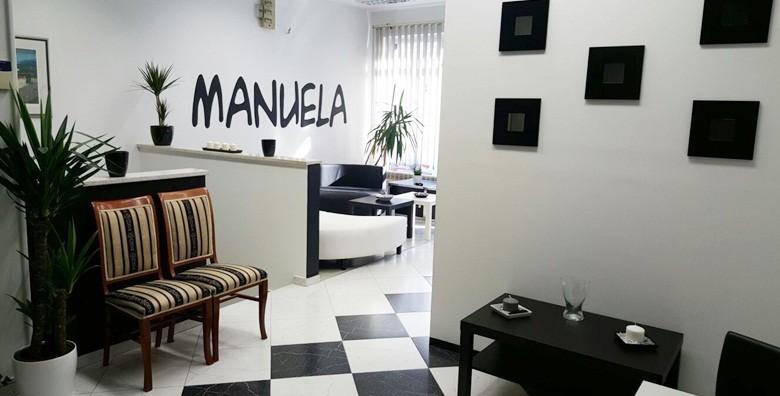 Pedikura i trajni lak u Salonu Manuela - slika 8