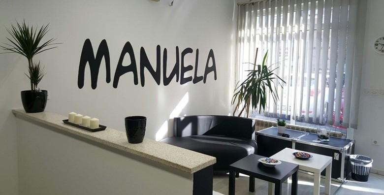 Pedikura i trajni lak u Salonu Manuela - slika 9