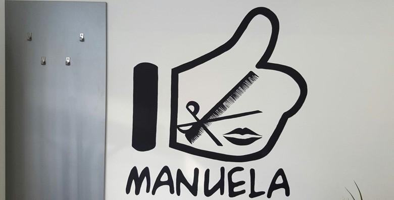 Pedikura i trajni lak u Salonu Manuela - slika 10