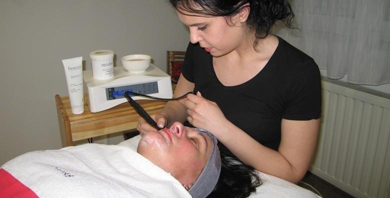 3 radiofrekvencije lica - tretman protiv bora i ožiljaka - slika 3