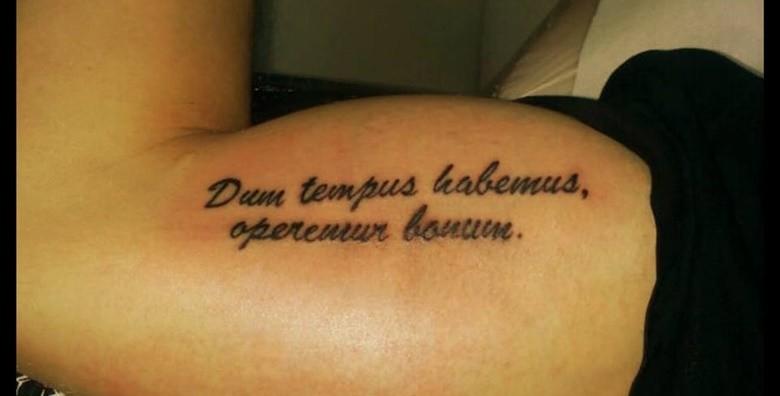Tetovaža po izboru u studiju Calista - voucher - slika 11