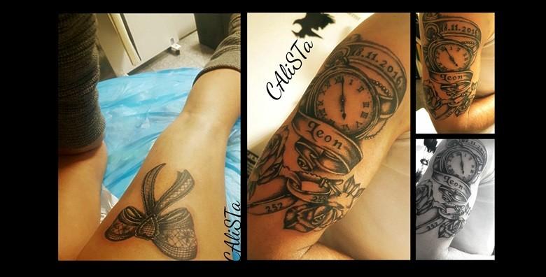 Tetovaža po izboru u studiju Calista - voucher - slika 4