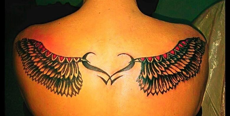 Tetovaža po izboru u studiju Calista - voucher - slika 6