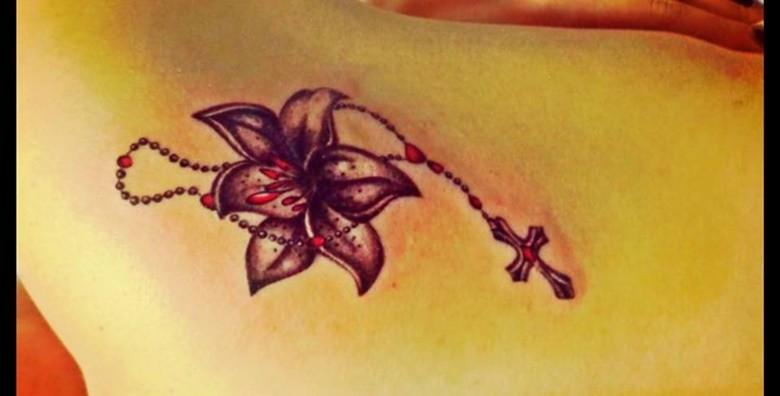 Tetovaža po izboru u studiju Calista - voucher - slika 7
