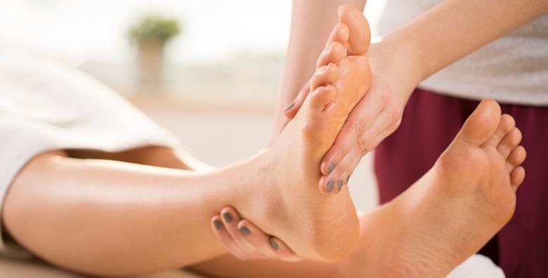 Refleksoterapija stopala u trajanju 30 minuta za samo 49 kn!
