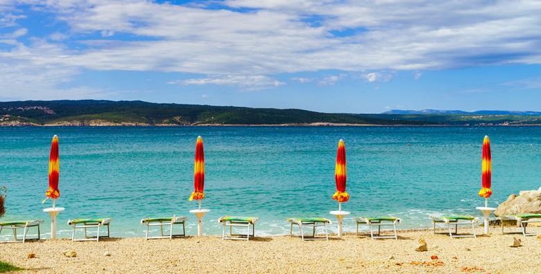 [CRIKVENICA] Ljetujte na prelijepim pješčanim i šljunčanim plažama u ŠPICI SEZONE