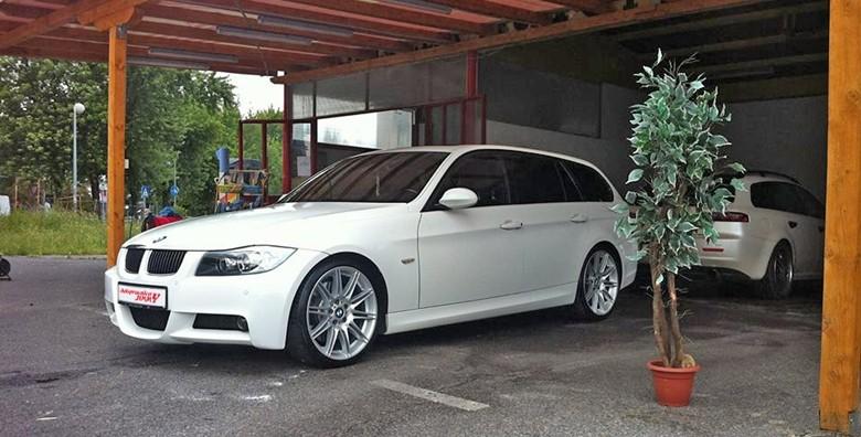 Poliranje automobila 3M pastom uz vanjsko pranje i vosak - slika 4