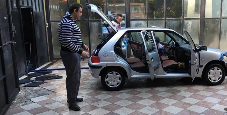 Poliranje automobila 3M pastom uz vanjsko pranje i vosak - slika 8
