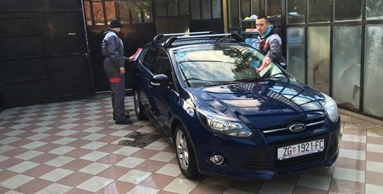 Poliranje automobila 3M pastom uz vanjsko pranje i vosak - slika 9