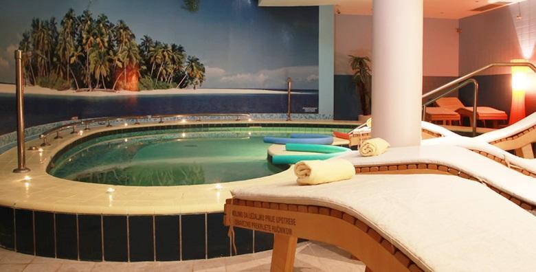 Wellness dan za dvije osobe - opuštanje u finskoj i turskoj sauni te hidromasažnom bazenu za 139 kn!