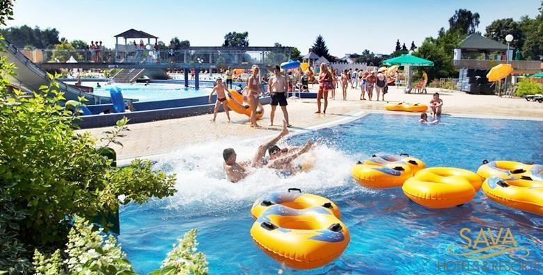 [TERME PTUJ] Grand Hotel Primus**** - 3 dana s polupansionom za dvoje uz neograničeno kupanje u termama i korištenje bazena i sauna od 1.359 kn!