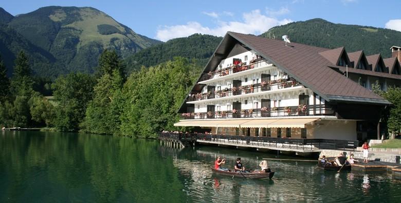 [SLOVENIJA] Hotel Bor*** - 3 dana s polupansionom za dvoje tik uz jezero za 860 kn!