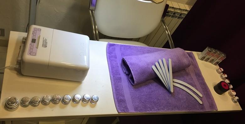 Geliranje prirodnih noktiju ili ugradnja tipsama i gelom - slika 2