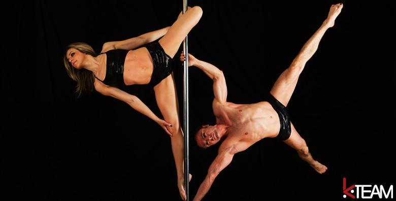 [PLES NA ŠIPCI] Trenirajte s prvacima Hrvatske! Oblikujte cijelo tijelo i povećajte samopouzdanje uz kombinaciju plesa i vježbi za 99 kn!
