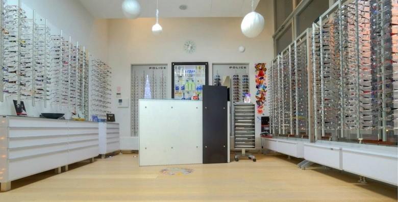 Pregled za korekcijske naočale i mjerenje očnog tlaka - slika 3
