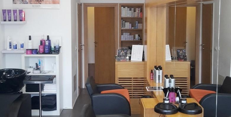 Šišanje, fen frizura i hranjiva maska za sve dužine kose - slika 9