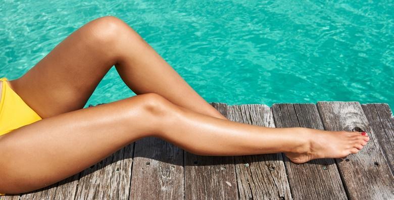 Depilacija cijelih nogu i bikini zone voskom - glatka koža bez iritacija i uraslih dlačica u Studiju Art za samo 59 kn!