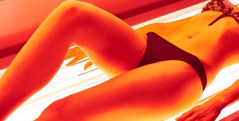 [SOLARIJ] Kolagen lampe osiguravaju zdravlje i elastičnost kože, a njihov raspored omogućava još brže tamnjenje nogu - 30 ili 60 minuta od 89 kn!