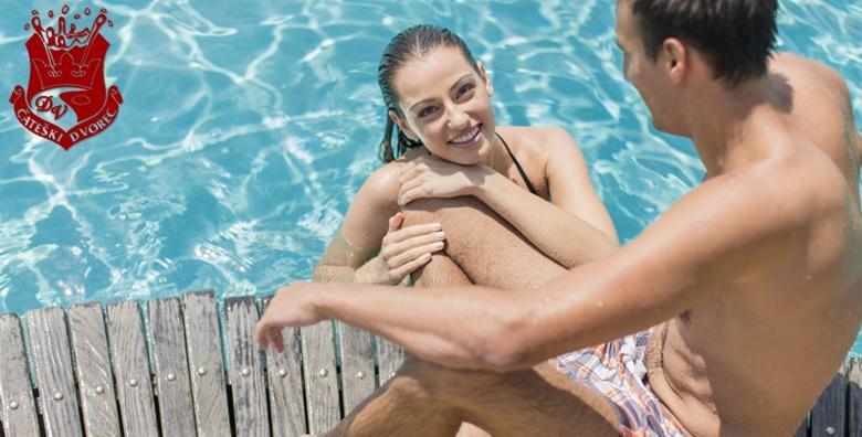 [ČATEŠKI DVOREC***] 3 dana za dvoje s polupansionom uz ulaznice za bazene Termi Čatež i neograničeno korištenje hotelske saune do 31.8. od 970 kn!