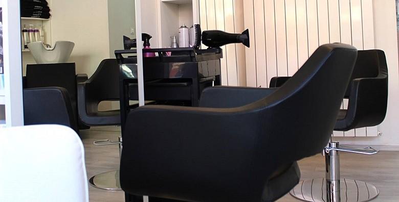 Šišanje vrućim škarama, keratinski tretman, frizura - slika 3