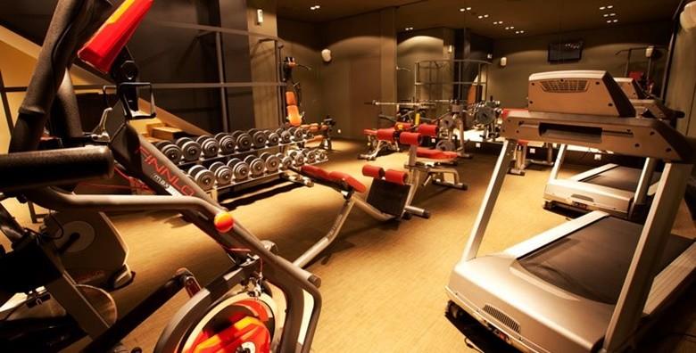 Wellness dan za muškarce - sauna, fitness, masaža - slika 6