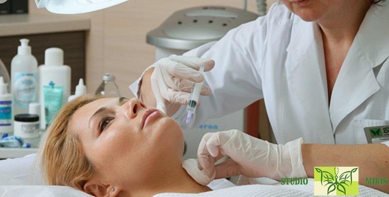 Pomlađivanje lica matičnim stanicama - PRP terapija