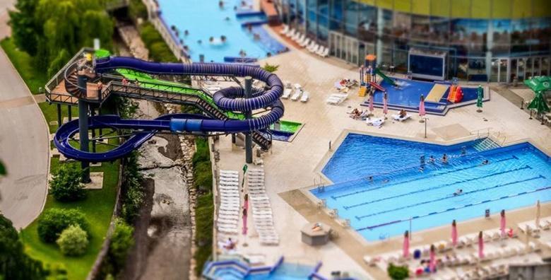 Cjelodnevno kupanje u bazenima hotela Thermana Park Laško