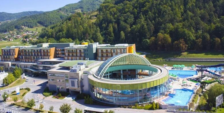 Cjelodnevno kupanje u bazenima hotela Thermana Park Laško - slika 2
