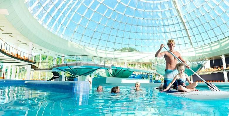 Cjelodnevno kupanje u bazenima hotela Thermana Park Laško - slika 11