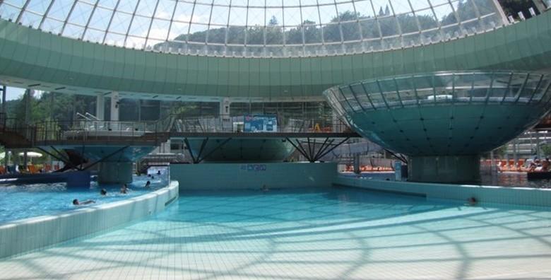 Cjelodnevno kupanje u bazenima hotela Thermana Park Laško - slika 12