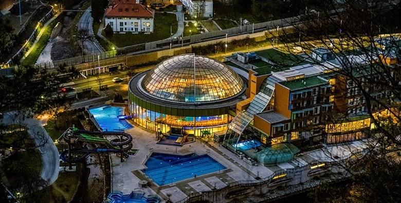 Cjelodnevno kupanje u bazenima hotela Thermana Park Laško - slika 15