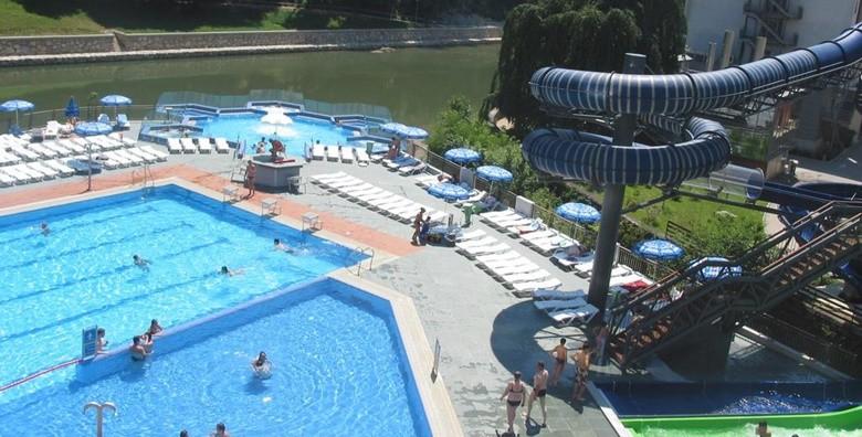 Cjelodnevno kupanje u bazenima hotela Thermana Park Laško - slika 16