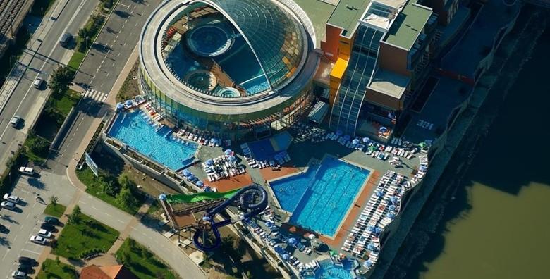Cjelodnevno kupanje u bazenima hotela Thermana Park Laško - slika 3