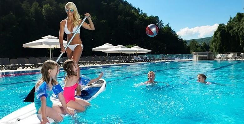 Cjelodnevno kupanje u bazenima hotela Thermana Park Laško - slika 6