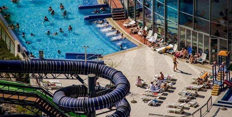 Cjelodnevno kupanje u bazenima hotela Thermana Park Laško - slika 7