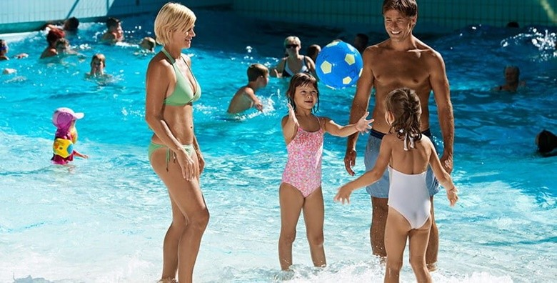 Cjelodnevno kupanje u bazenima hotela Thermana Park Laško - slika 9