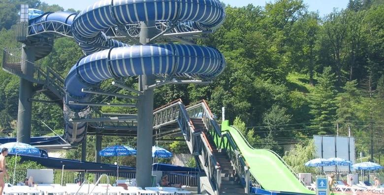 Cjelodnevno kupanje u bazenima hotela Thermana Park Laško - slika 10