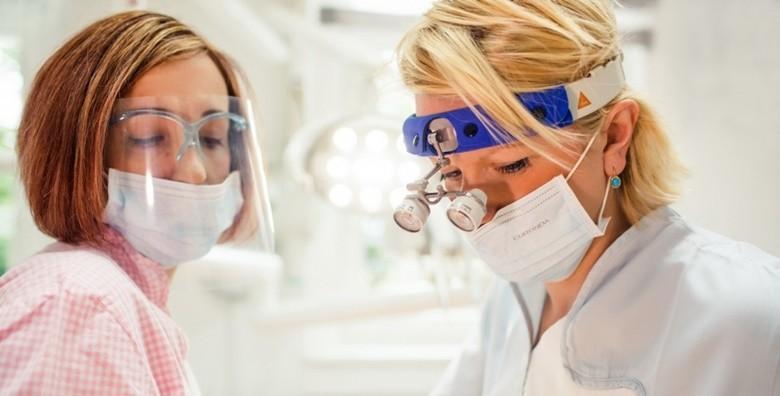 Aparatić za zube i svi pregledi - samoligirajući metalni - slika 5
