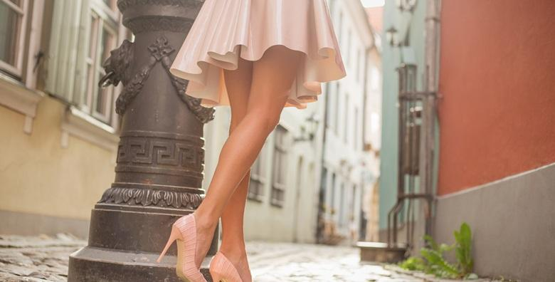Depilacija cijelih nogu i bikini zone uz masažu stopala