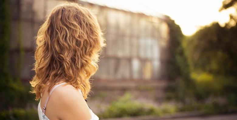Pramenovi po izboru, šišanje i fen frizura