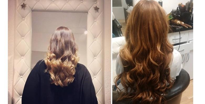 Pramenovi po izboru, šišanje i fen frizura - slika 7