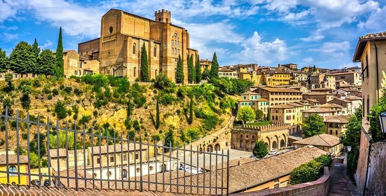 [TOSKANA] Istražite južni dio ove čarobne pokrajine - 4 dana s polupansionom u hotelu*** uz posjet Sieni i San Gimignanu za 1.390 kn!