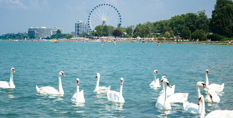 [MAĐARSKA] 3 ili 4 dana s doručkom za dvoje u Nostra hotelu u gradiću Siofok na obali jezera Balaton već od 519 kn!