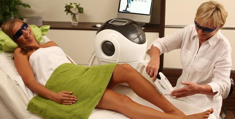 Trajno ukljanjanje dlačica SHR metodom - 1 tretman