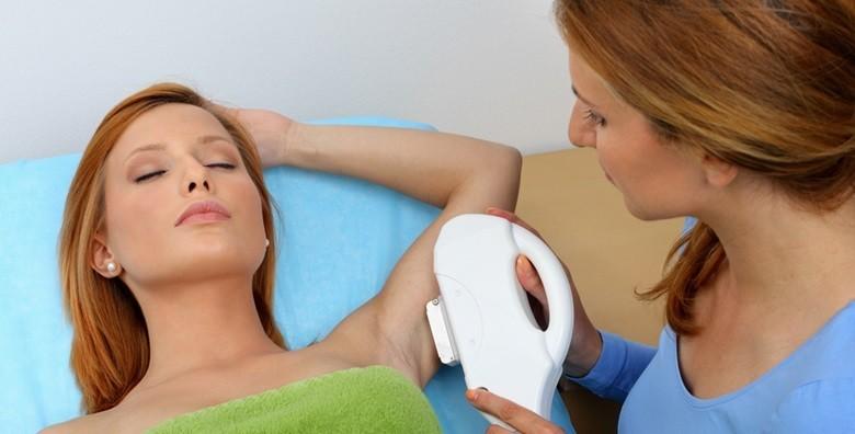 Trajno ukljanjanje dlačica SHR metodom - 1 tretman - slika 2
