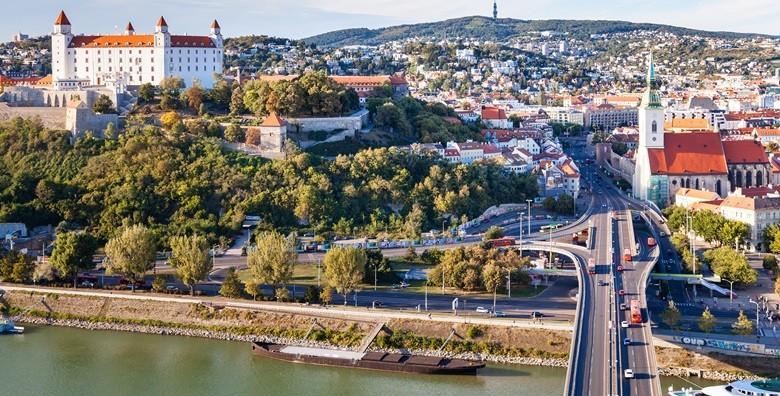 Bratislava, 3 dana s doručkom i prijevozom